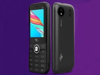 Itel Magic 2 4G Feature Phone With Wi-Fi Hotspot Tethering Launched in India: Price, Specifications