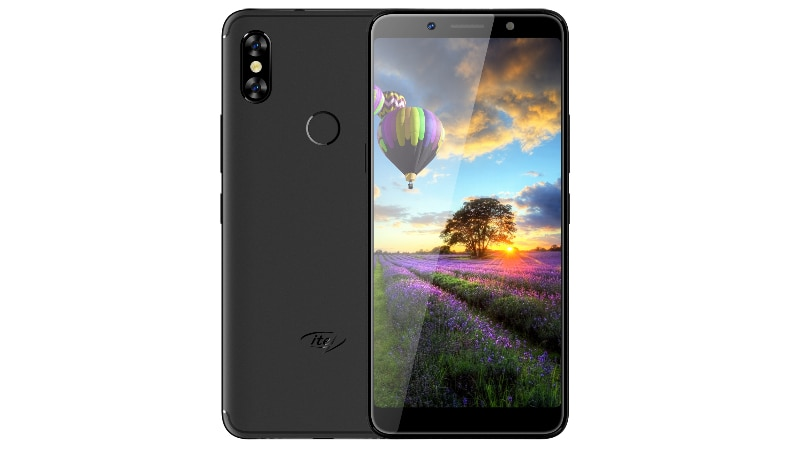 Itel A62 With Face Unlock, Dual Camera Setup Launched in