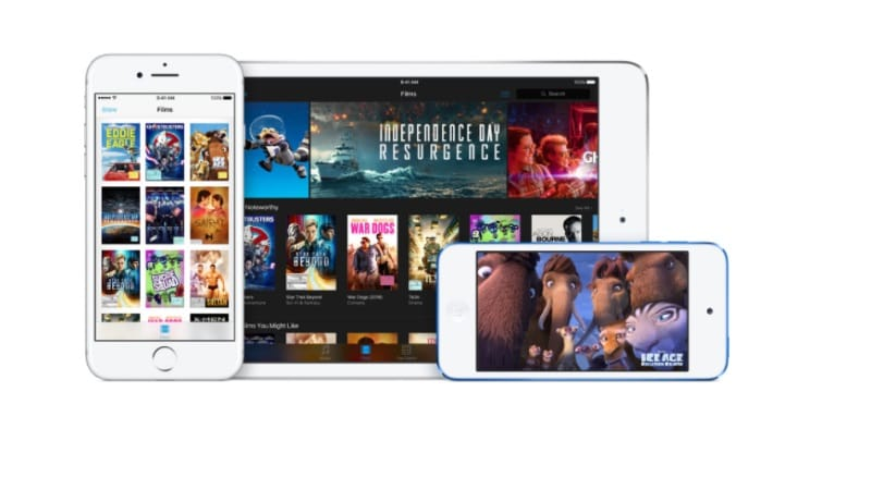 Apple erases the iOS App Store from iTunes