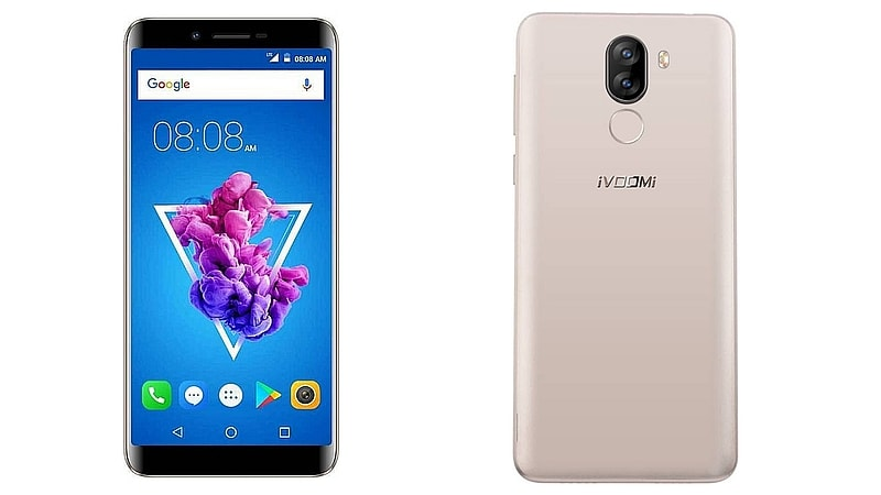 iVoomi i1, i1s With Dual Rear Cameras Launched in India: Price, Specifications