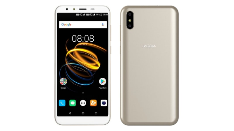 iVoomi i2 Lite With 18:9 Display, Dual Rear Camera Setup Launched in India: Price, Specifications
