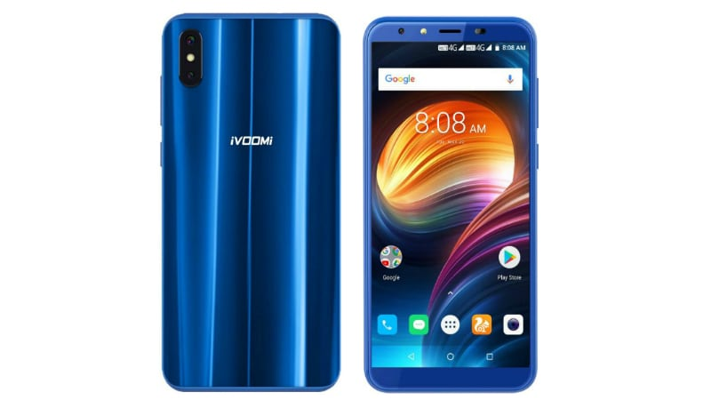 iVoomi i2 With Face Unlock, Dual Active 4G VoLTE Support Launched in India: Price, Specifications, and Features