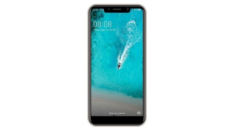 iVoomi Sub-Brand Launches Innelo 1 Smartphone With Display Notch at Rs. 7,499