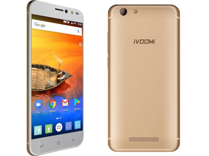 iVoomi Me 3, Me 3s With Shatterproof Display Launched in India: Price, Specifications