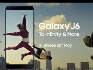 Samsung Galaxy J6 With Infinity Display India Launch Confirmed for May 21