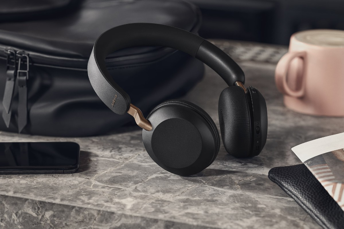 Jabra Elite 45h On-Ear Headphones Debut in India With Up to 50 Hours of Battery Life