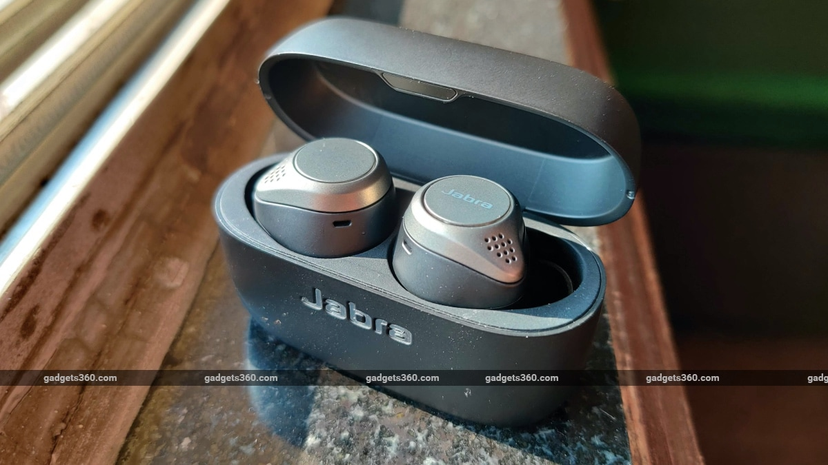 Jabra Elite 75t True Wireless Earphones Review