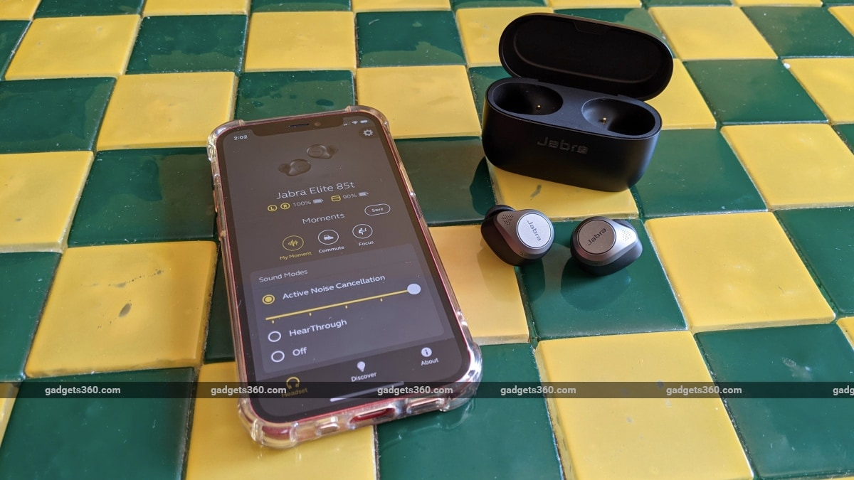 jabra elite 85t review app Jabra  Jabra Elite 85t
