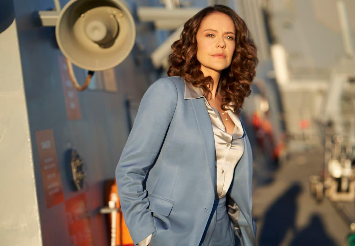 jack ryan season 2 Cristina Umana Jack Ryan season 2