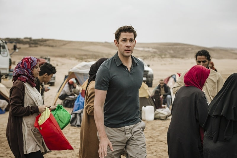 Amazon renews 'Jack Ryan' for a third season