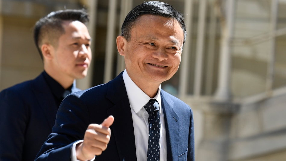 Alibaba Founder Jack Ma Said to Be Spotted in Hong Kong in Rare Appearance