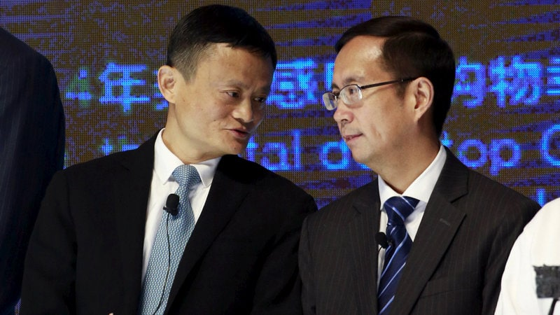 Alibaba CEO Daniel Zhang in the Spotlight as Jack Ma Steps Away