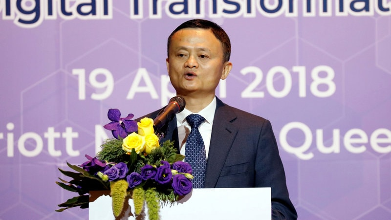 Jack Ma Says Alibaba 'Doing a Lot of Research' on Driverless Cars