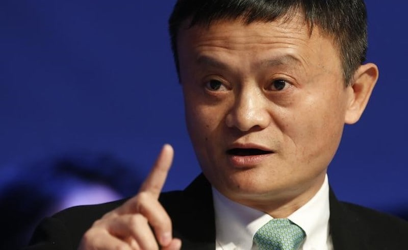 Alibaba's Ma Champions UN E-Commerce Drive for Development