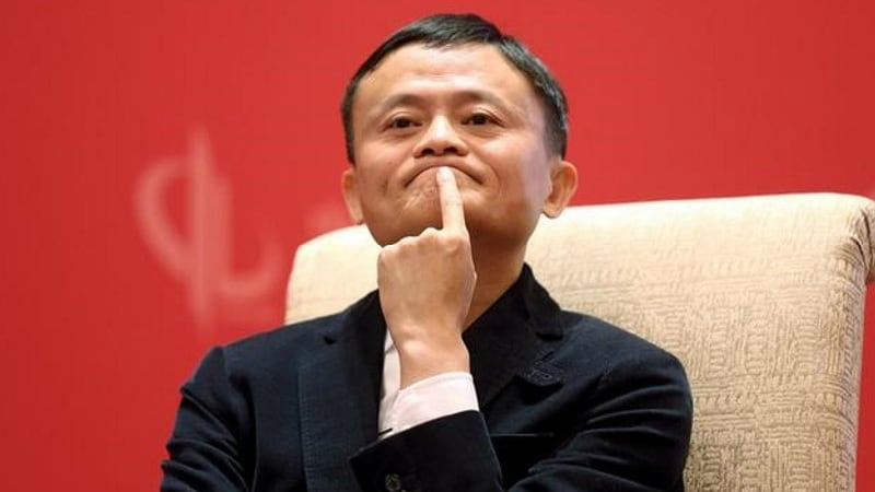 Jack Ma: From English Teacher to Internet Tycoon