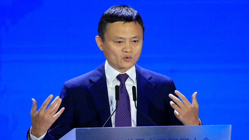 Alibaba's Jack Ma Says 1 Million US Jobs Pledge Thwarted by US-China Trade Row