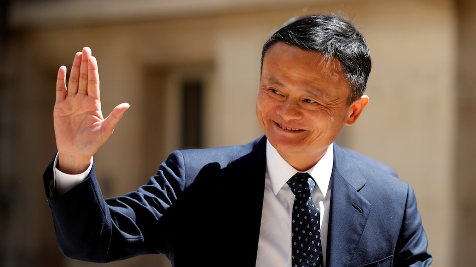 Alibaba's Jack Ma Sells $9.6 Billion Worth Shares: Filing