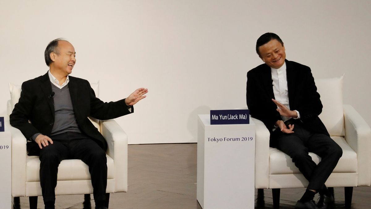 SoftBank Proposes Three New Board Members as Alibaba's Jack Ma Resigns