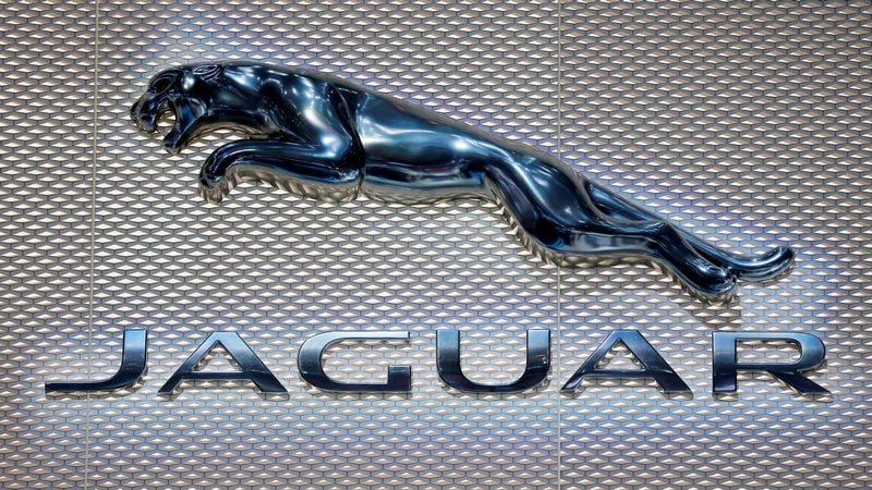 BlackBerry Partners With Jaguar Land Rover on Infotainment Tech