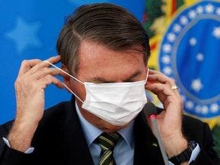 Twitter Removes Two Bolsonaro Tweets Questioning Virus Quarantine