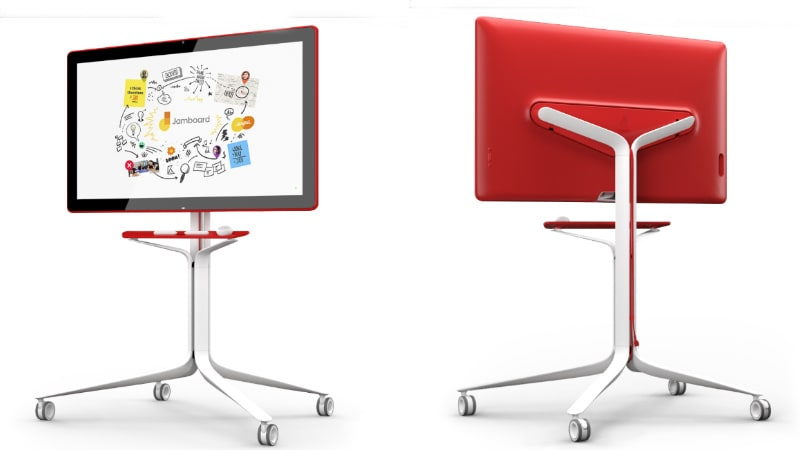 Google Jamboard Digital Whiteboard to Be Available in May for $4,999