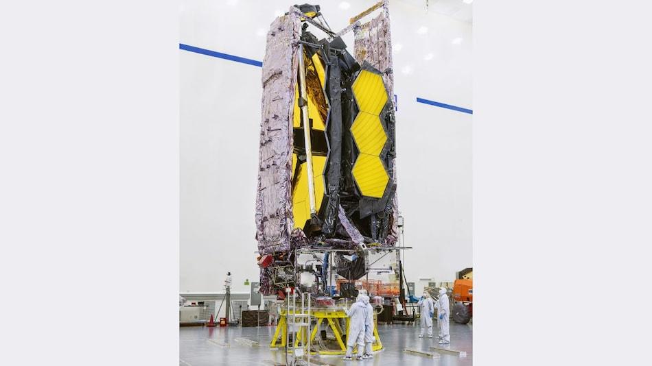 NASA Set to Launch $10-Billion James Webb Space Telescope on December 18