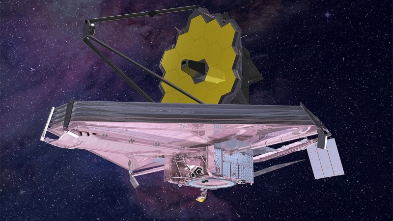 NASA's James Webb Space Telescope to Hunt for Signs of Alien Life