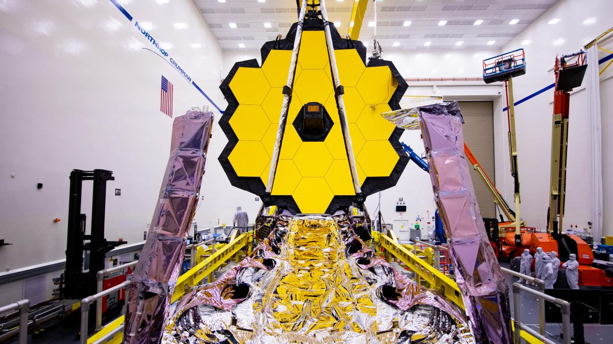 NASA Shares Statement on James Webb Space Telescope Launch Readiness
