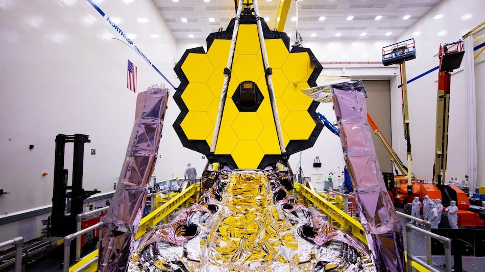 NASA Shares Statement on James Webb Space Telescope Launch Readiness: On Schedule for Post-October 31 Take Off