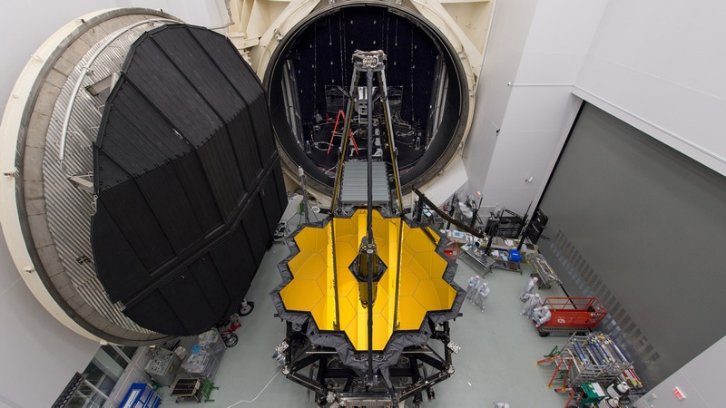 NASA's Next Great Space Telescope Is Stuck on Earth After Screwy Errors