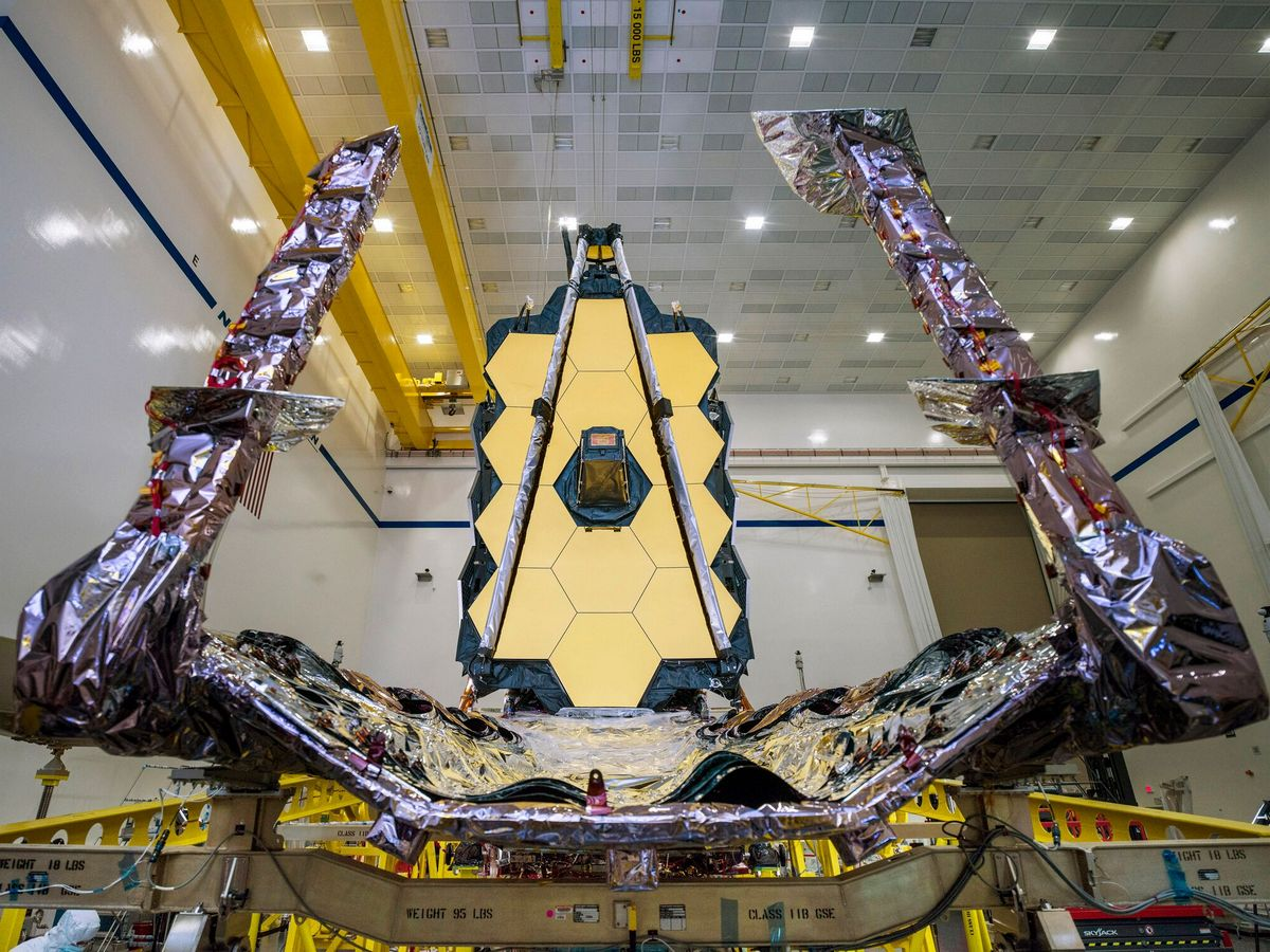 NASA's much-delayed James Web Space Telescope has finally been assembled