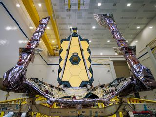 NASA's James Webb Space Telescope Has Been Fully Assembled