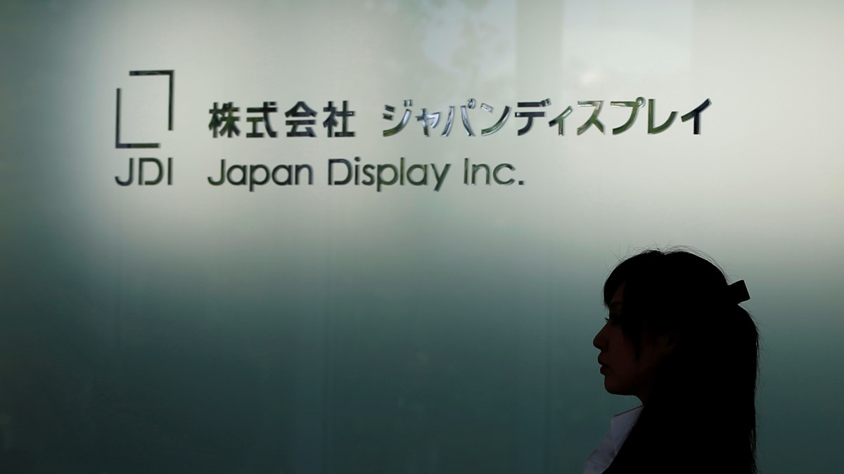Japan Display Said to Receive $100 Million Investment From Apple as Part of Bailout Deal