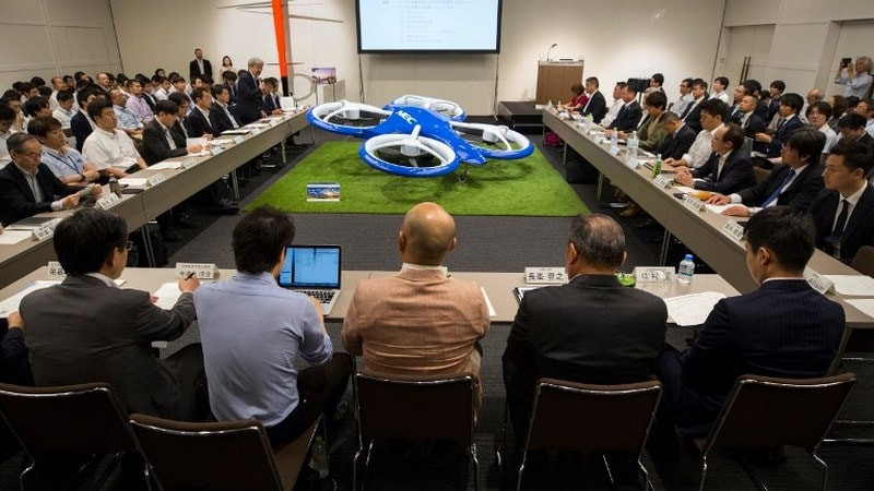 When Cars Fly? Japan Wants Airborne Vehicles to Take Off