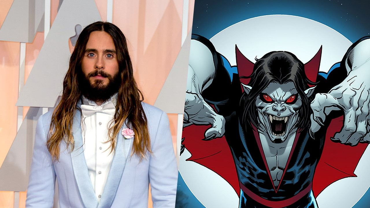 Morbius Is the Next Spider-Man Spin-Off Movie in Sony's Marvel Universe
