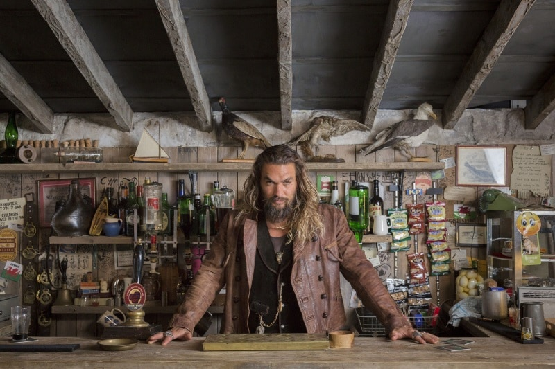 Aquaman Star Jason Momoa in Talks to Join Denis Villeneuve's Dune: Report