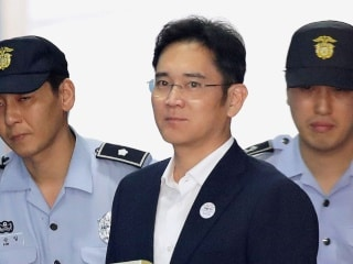 Samsung Scion Jay Y. Lee Jailed for Five Years on Bribery Charges
