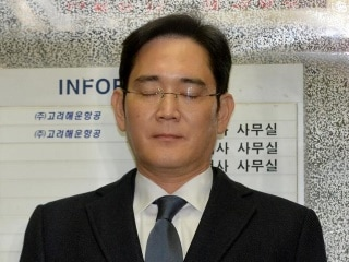 Samsung Group Chief Jay Y. Lee Arrested in Corruption Probe