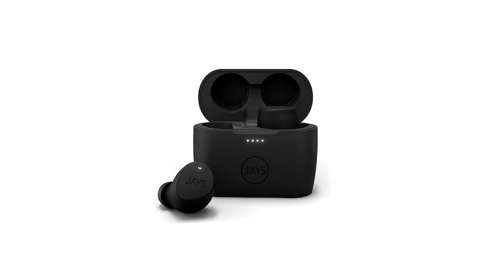 Jays m-Five True Wireless Earbuds With Touch Controls, Voice Assistant Support Launched in India