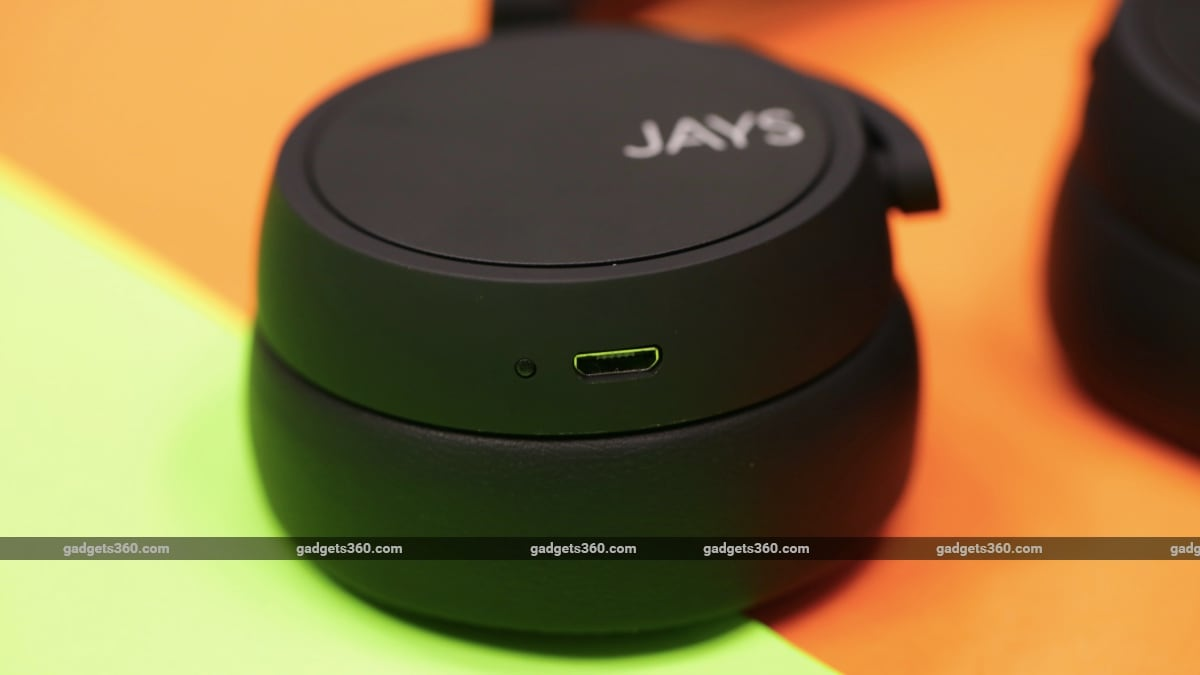 jays xfive wireless review microusb Jays x-Five Wireless