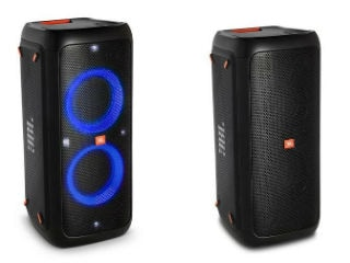 JBL PartyBox 200, PartyBox 300 Compact Audio Systems Launched in India, Starting Rs. 32,499