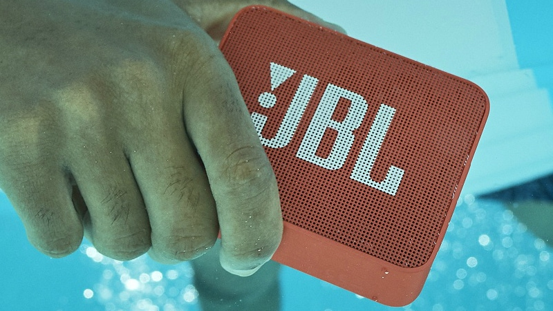 Jbl Go 2 Portable Waterproof Bluetooth Speaker With Ipx7 Rating Launched In India Technology News