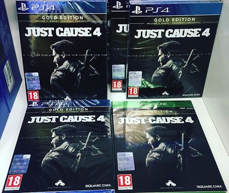 Just Cause 4 Release Date Broken Internationally