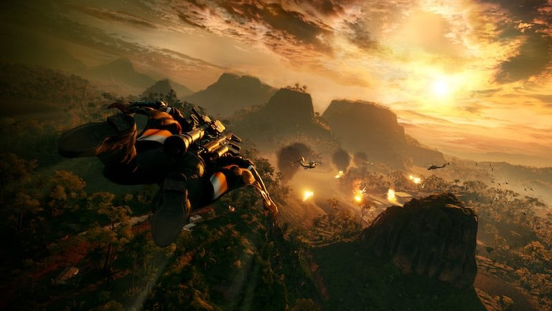 Just Cause 4 for PS4, Xbox One, and Windows PC Out Now