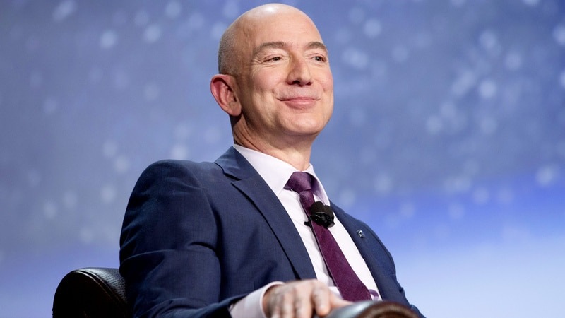 Did Jeff Bezos Just Hint at Amazon's Plans for an Alexa-Based Home Robot?