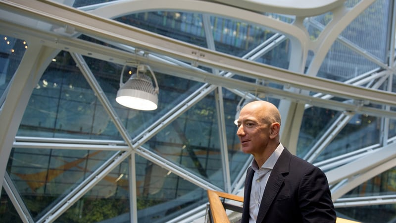 Holdout Jeff Bezos Confronted by Amazon Moms Demanding Day Care