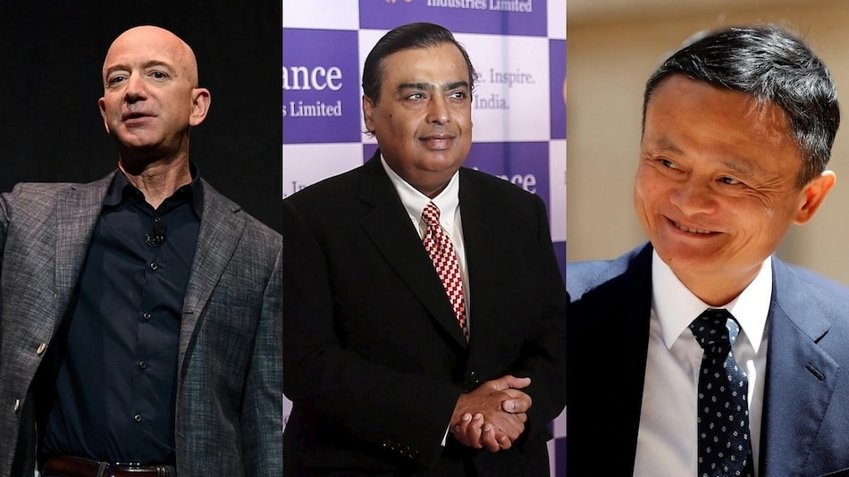 Jeff Bezos Could Become First Ever Trillionaire Mukesh Ambani And Jack Ma Also Expected Comparisun Technology News