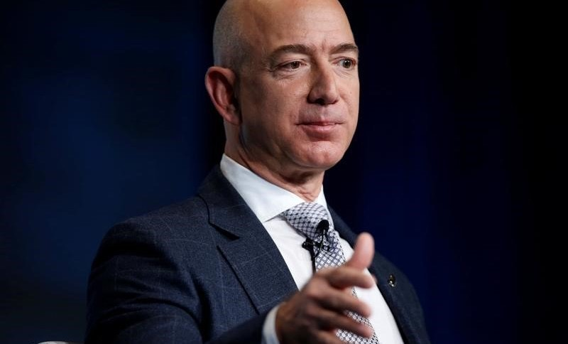 Bezos Is Selling $1 Billion of Amazon Stock a Year to Fund Rocket Venture