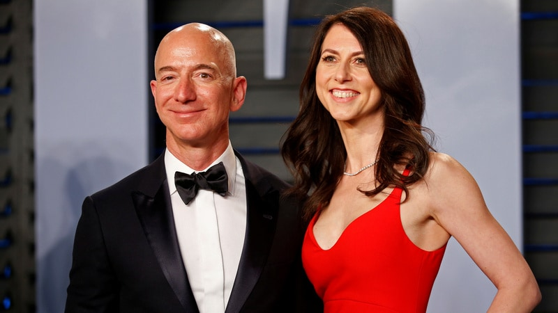Jeff Bezos Divorce: Investors Ask How It Will Affect Amazon