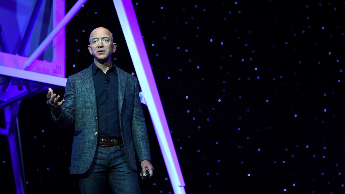 Space Exploration Critical for Our Survival, Jeff Bezos Says